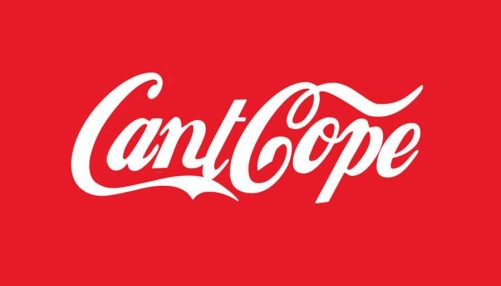 """""""Cant Cope"""" Logo"""