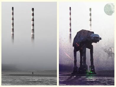Poolbeg StarWars Composite