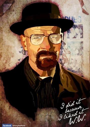 Heisenberg Portrait